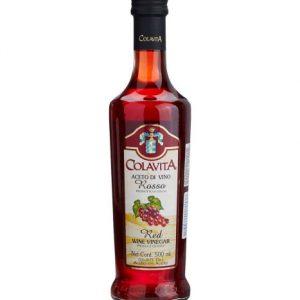Colavita Red Wine Vinegar 500ml