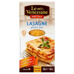 Le Veneziane Gluten Free Lasagne