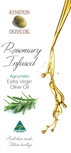 Kyneton Rosemary Infused Extra Virgin Olive Oil