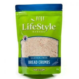 Lifestyle Bakery Gluten Free Breadcrumbs