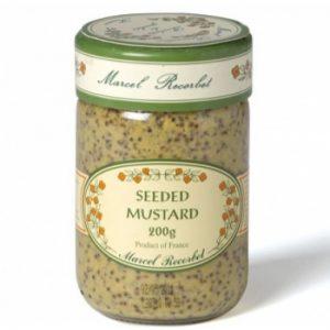 Marcel Recorbet Seeded Mustard 200g