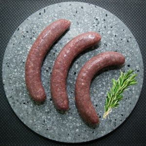 Lamb and Rosemary Sausage