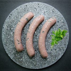 Nonna's Chicken and Spinach Sausage