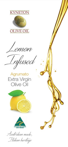 Kyneton Lemon Infused Extra Virgin Olive Oil