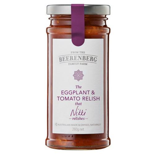 Beerenberg Eggplant and Tomato Relish