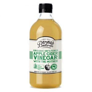 Barnes Naturals Unfiltered Apple Cider Vinegar