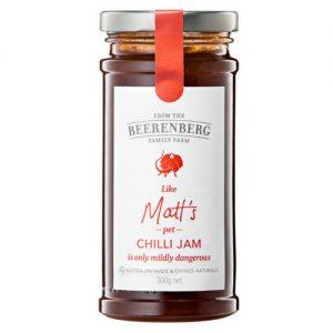 Beerenberg Chilli Jam