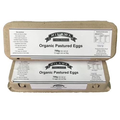 Milawa Eggs