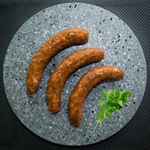 Plain Hot Sausage