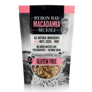Byron Bay Macadamia Muesli Gluten Free