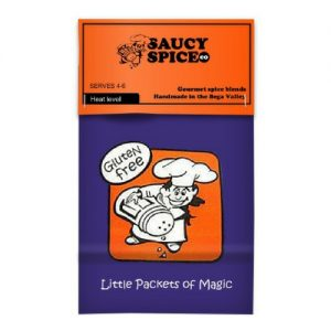 Saucy Spice Co No Chilli Butter Chicken