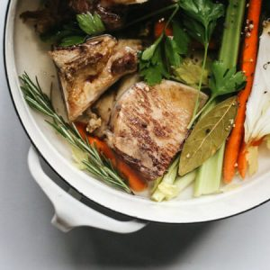 Stocks, Gravies and Broths