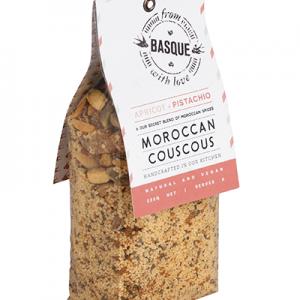 Apricot and Pistachio Moroccan Couscous