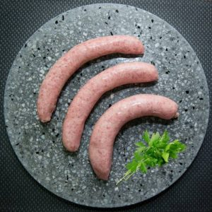 English Style Pork and Beef Sausage