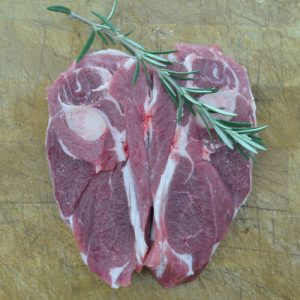 Lamb Round Bone Chops