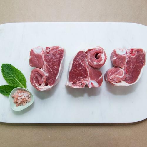 Lean Lamb Loin Chops