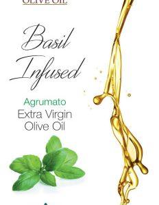 Kyneton Basil Infused Extra Virgin Olive Oil