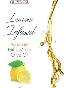 Kyneton Lemon Infused Extra Virgin Olive Oil