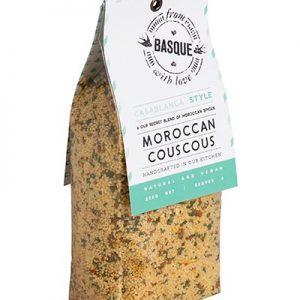 Casablanca Style Moroccan Couscous