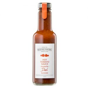 Beerenberg Hot Tomato Sauce