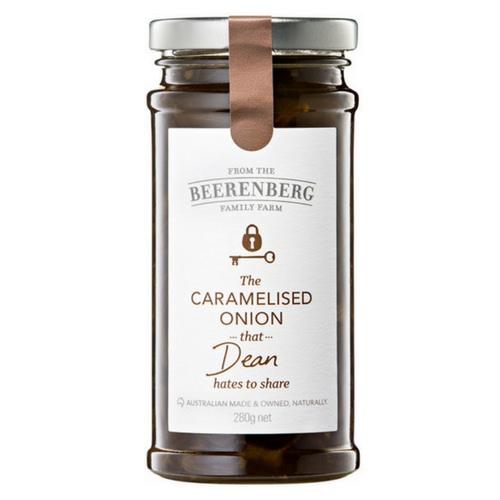 Beerenberg Caramelised Onion