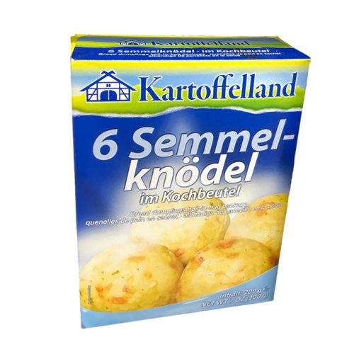 Kartoffelland 6 Semmelknödel