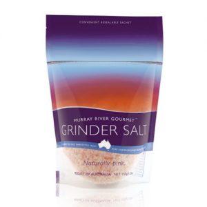 Murray River Gourmet Salt Grinder