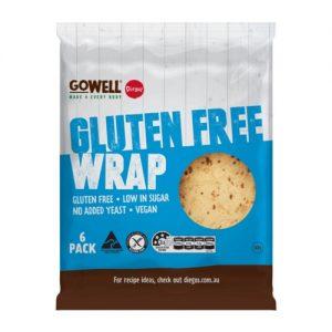 Gluten Free Range