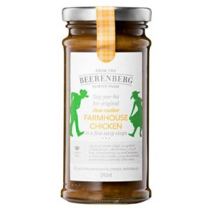 Beerenberg Slow Cooker Farmhouse Chicken