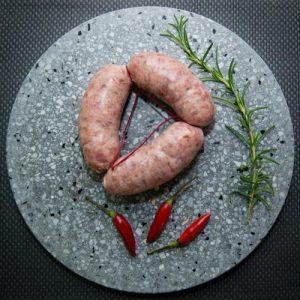 Hot Salsicca Sausage