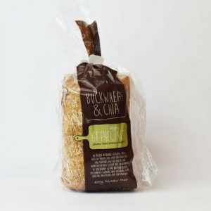 GF Precinct Buckwheat & Chia Bread