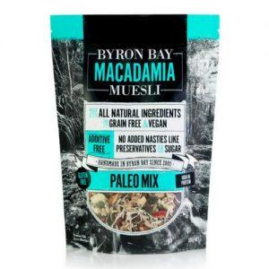 Byron Bay Macadamia Muesli Paleo Mix