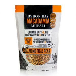 Byron Bay Macadamia Muesli Fig & Almond