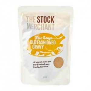 The Stock Merchant Free Range Old Fashioned Gravy