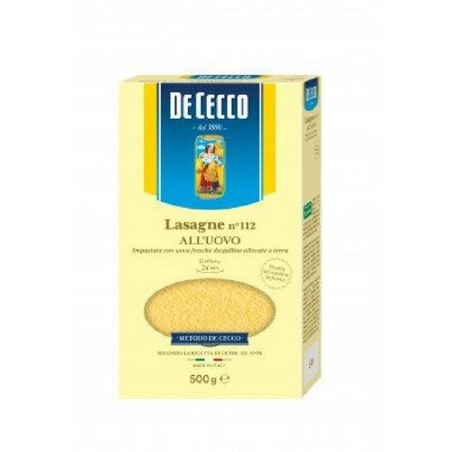 De Cecco Lasagne