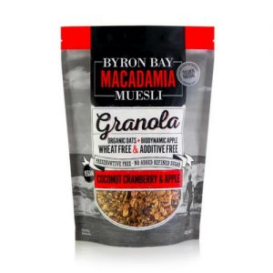 Byron Bay Macadamia Muesli