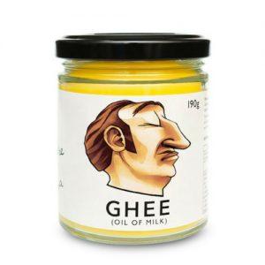 Pepe Saya Ghee