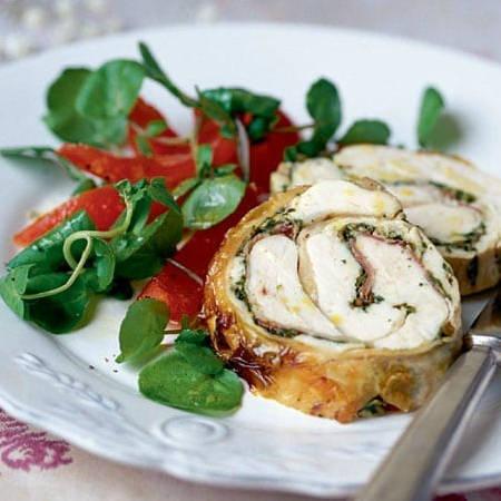 Italian Herbed Roast Chicken