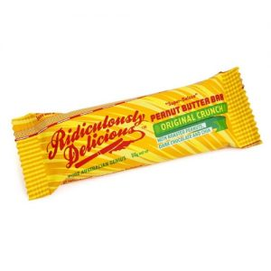 Ridiculously Delicious Peanut Butter Bar