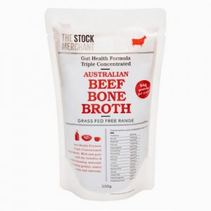 Triple Concentrated Beef Bone Broth