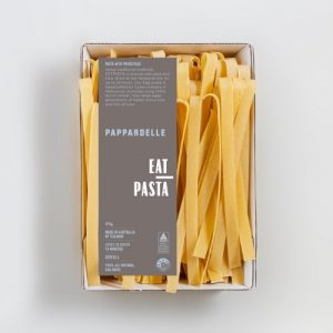 Eat Pasta Pappardelle