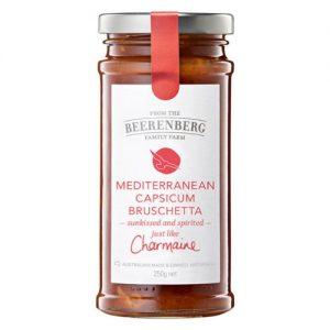 Beerenberg Mediterranean Capsicum Bruschetta